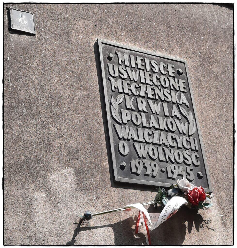 I LO PAMIĘTA… tych, którzy czynem dowiedli, że Polska nie zginęła. 23 lipca 1941-2021 / 80 rocznica śmierci Stefanii Hanausek i innych…